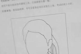 云南艺术学院2020年校考造型考题