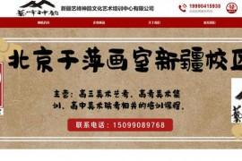 新疆艺峰神韵文化艺术培训简介-北京于萍画室新疆校区