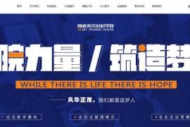 潍坊韩冰画室官网:www.hbart-china.com