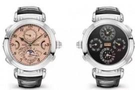 世界最贵手表价值是多少 百达翡丽Ref.6300A-010以3100万瑞郎成交