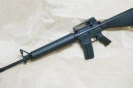 装备量最大的步枪 美国M16步枪弹匣容量有30发