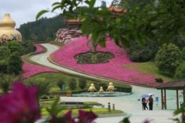 江西省宜春市十大旅游景点排行榜 宜春有什么好玩的地方